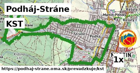 KST v Podháj-Stráne