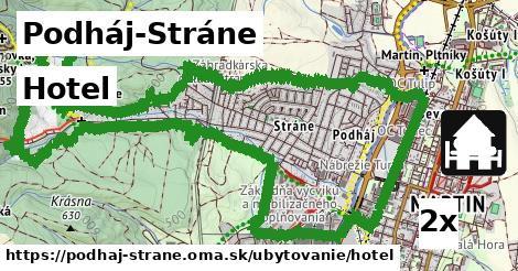 hotel v Podháj-Stráne
