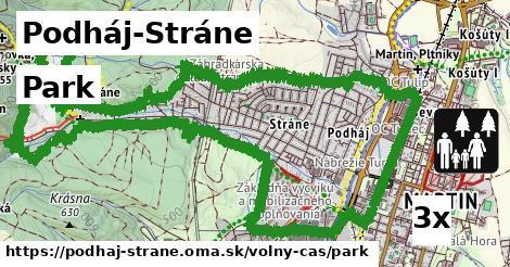 park v Podháj-Stráne