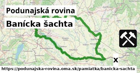 ilustračný obrázok k Banícka šachta, Podunajská rovina