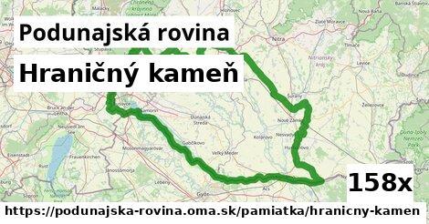 ilustračný obrázok k Hraničný kameň, Podunajská rovina
