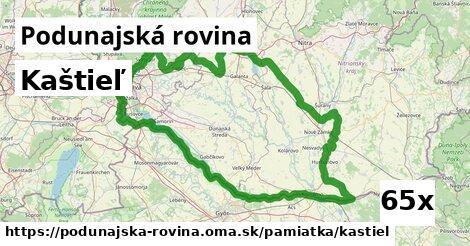 ilustračný obrázok k Kaštieľ, Podunajská rovina