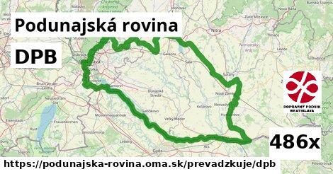 ilustračný obrázok k DPB, Podunajská rovina