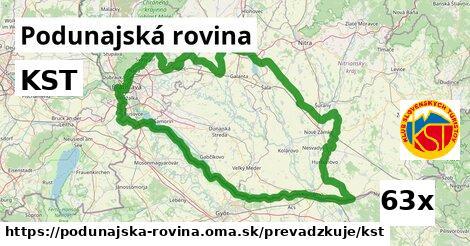 ilustračný obrázok k KST, Podunajská rovina