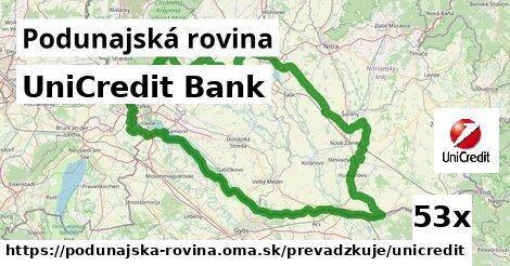 ilustračný obrázok k UniCredit Bank, Podunajská rovina
