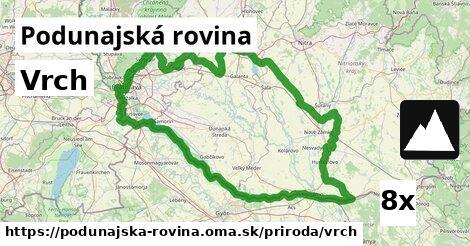 ilustračný obrázok k Vrch, Podunajská rovina