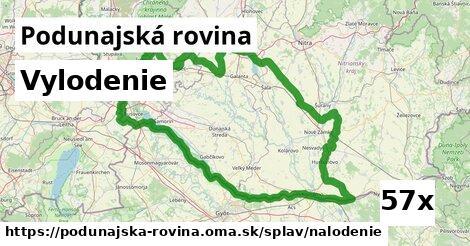 ilustračný obrázok k Vylodenie, Podunajská rovina