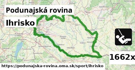 ilustračný obrázok k Ihrisko, Podunajská rovina