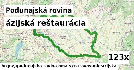 ilustračný obrázok k ázijská reštaurácia, Podunajská rovina