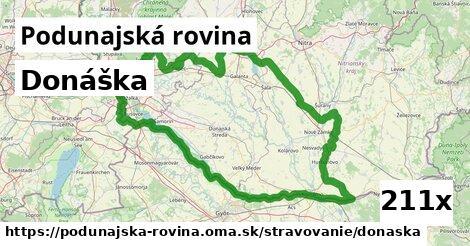 ilustračný obrázok k Donáška, Podunajská rovina
