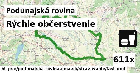 ilustračný obrázok k Rýchle občerstvenie, Podunajská rovina