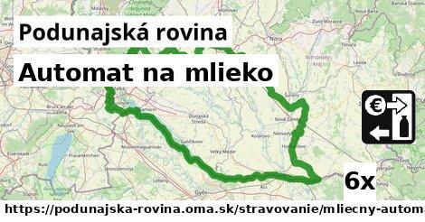 ilustračný obrázok k Automat na mlieko, Podunajská rovina