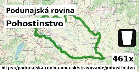 ilustračný obrázok k Pohostinstvo, Podunajská rovina