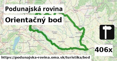 ilustračný obrázok k Orientačný bod, Podunajská rovina