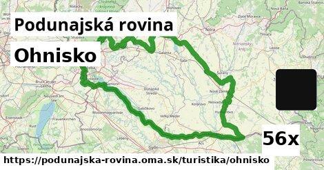 ilustračný obrázok k Ohnisko, Podunajská rovina