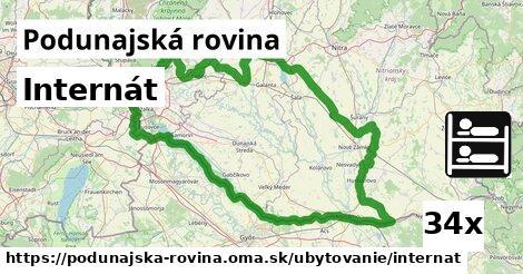 ilustračný obrázok k Internát, Podunajská rovina