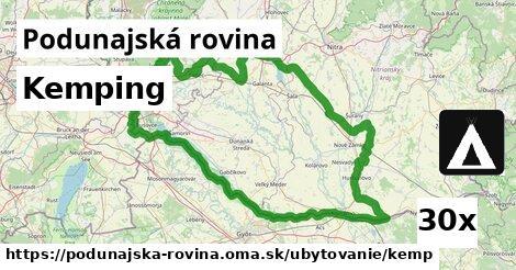 ilustračný obrázok k Kemping, Podunajská rovina