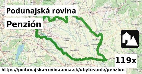 ilustračný obrázok k Penzión, Podunajská rovina