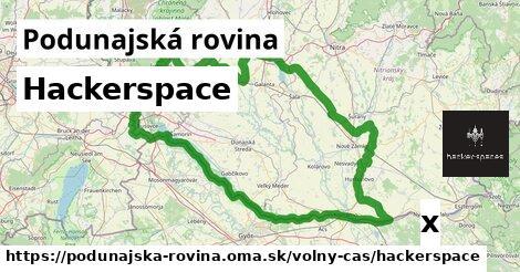 ilustračný obrázok k Hackerspace, Podunajská rovina