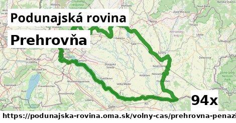 ilustračný obrázok k Prehrovňa, Podunajská rovina