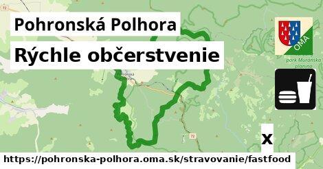 v Pohronská Polhora