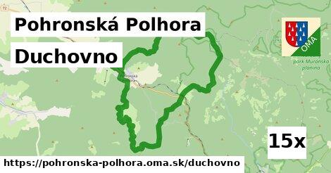 duchovno v Pohronská Polhora