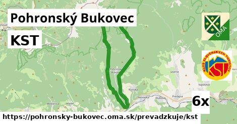 KST v Pohronský Bukovec