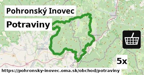 ilustračný obrázok k Potraviny, Pohronský Inovec