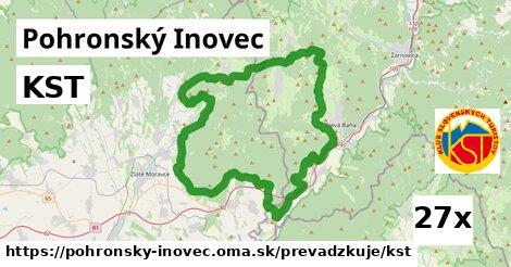 ilustračný obrázok k KST, Pohronský Inovec