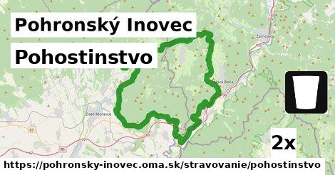 ilustračný obrázok k Pohostinstvo, Pohronský Inovec