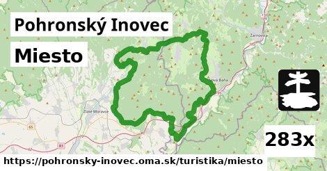 ilustračný obrázok k Miesto, Pohronský Inovec