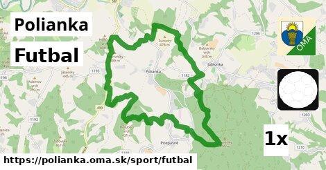 ilustračný obrázok k Futbal, Polianka