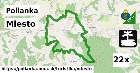 ilustračný obrázok k Miesto, Polianka