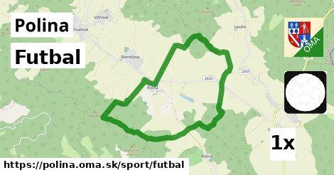 futbal v Polina