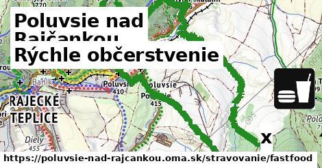 Všetky body v Poluvsie nad Rajčankou