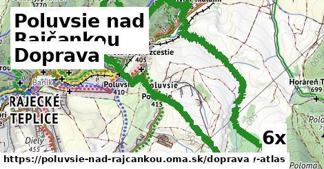 doprava v Poluvsie nad Rajčankou