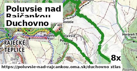 duchovno v Poluvsie nad Rajčankou