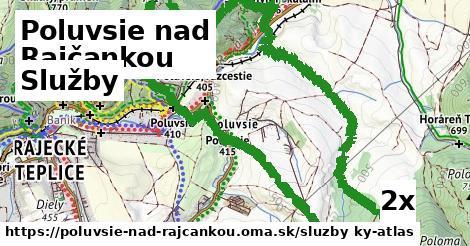 služby v Poluvsie nad Rajčankou