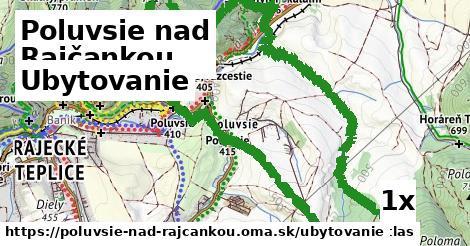 ubytovanie v Poluvsie nad Rajčankou
