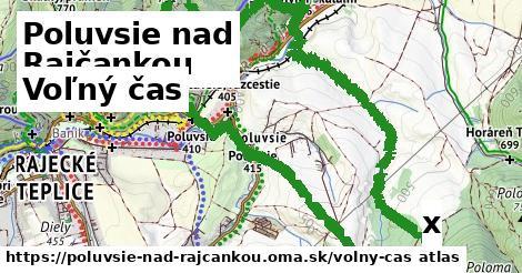 voľný čas v Poluvsie nad Rajčankou