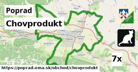 Chovprodukt, Poprad