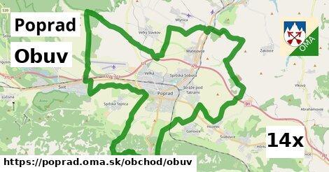 Obuv, Poprad