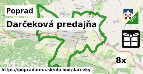ilustračný obrázok k Darčeková predajňa, Poprad