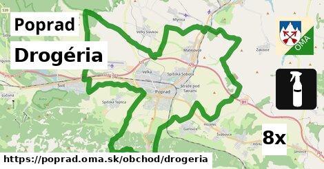 ilustračný obrázok k Drogéria, Poprad