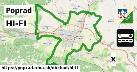ilustračný obrázok k HI-FI, Poprad