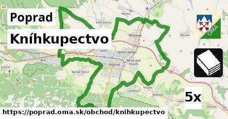ilustračný obrázok k Kníhkupectvo, Poprad