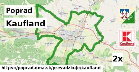 Kaufland, Poprad