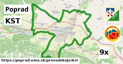 KST, Poprad
