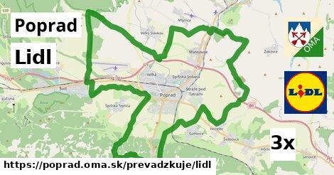 Lidl, Poprad