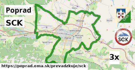 SCK, Poprad